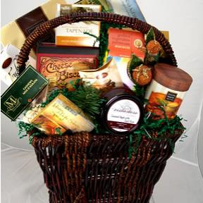 Business Thanks Vancouver Gift Basket