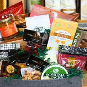 National Culinarians Day Vancouver Gift Basket