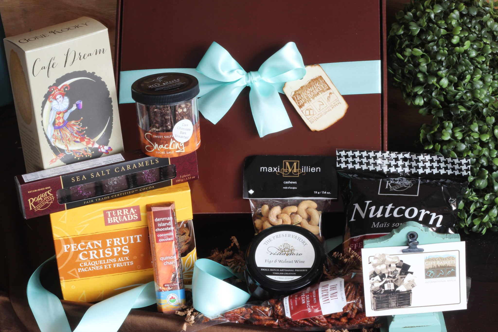Vancouver BC Gift Baskets