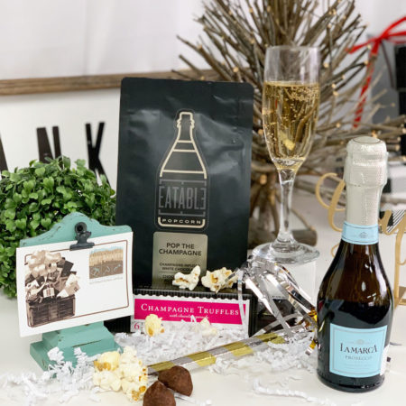 Hello 2021 Gift Box by Vancouver Gift Baskets