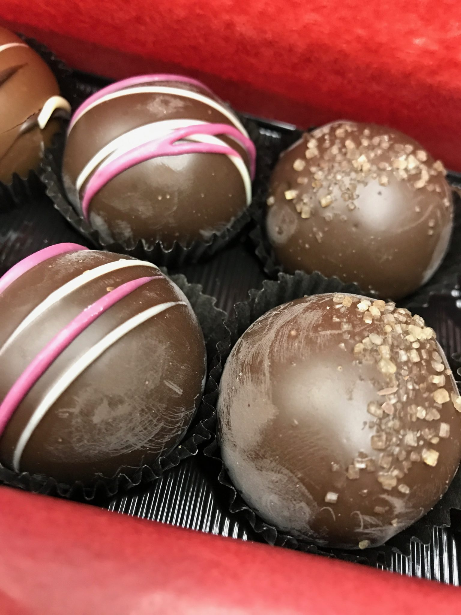 My Chocolate have gone white – Is it safe?