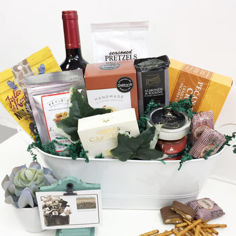 Abundant Appreciation Vancouver Gift Baskets
