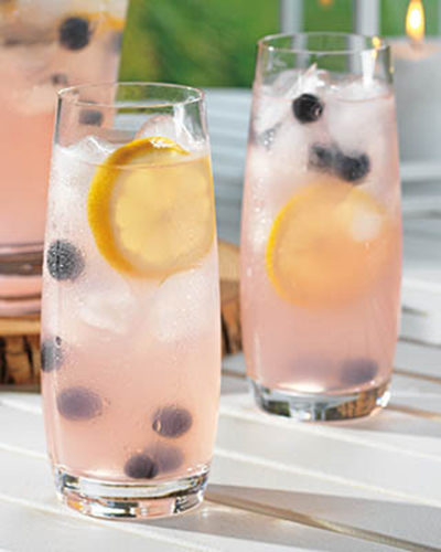 Adult Blueberry Lemonade