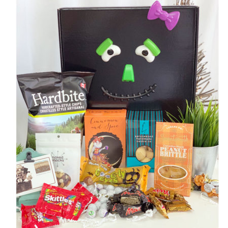Halloween Treats - Boo Box by VancouverGiftBaskets.com