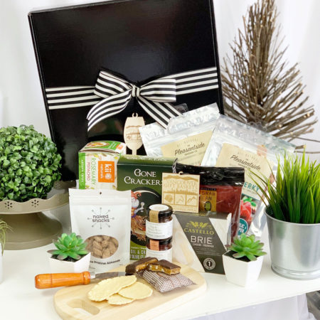 Charcuterie Gift Box - Vancouver Gift Baskets