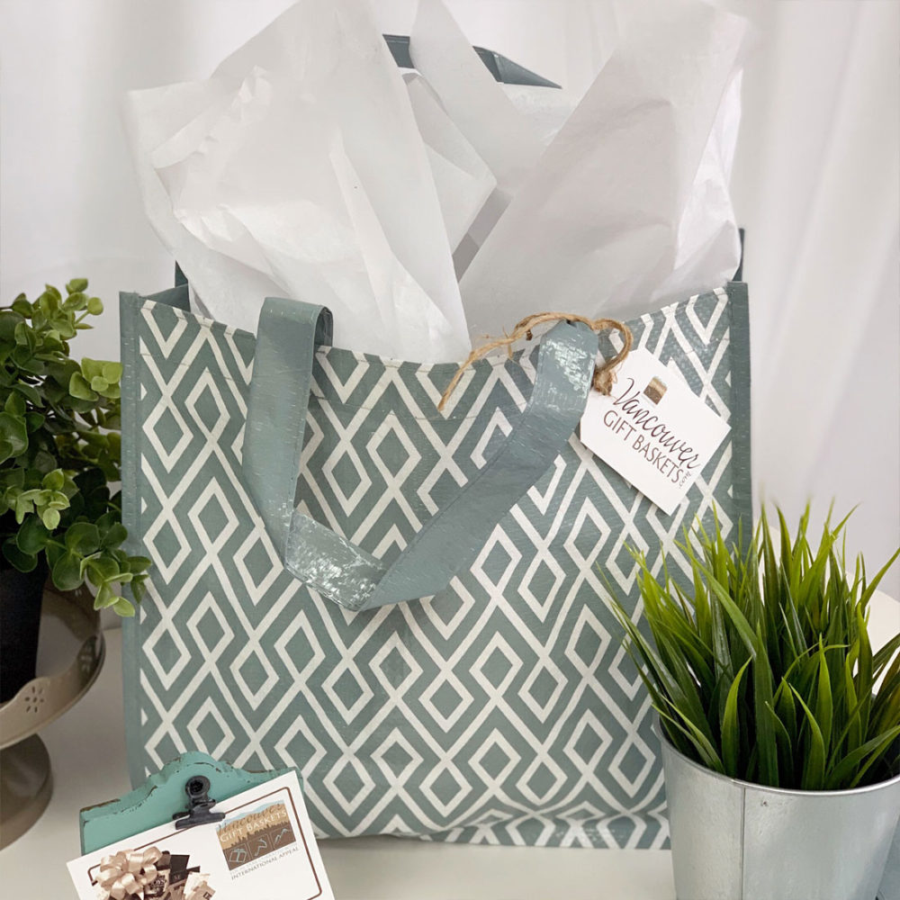 Covid Care Package and Gift Bag at VancouverGiftBaskets.com