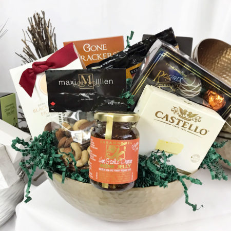 Epicurean Snacker VancouverGiftBaskets.com