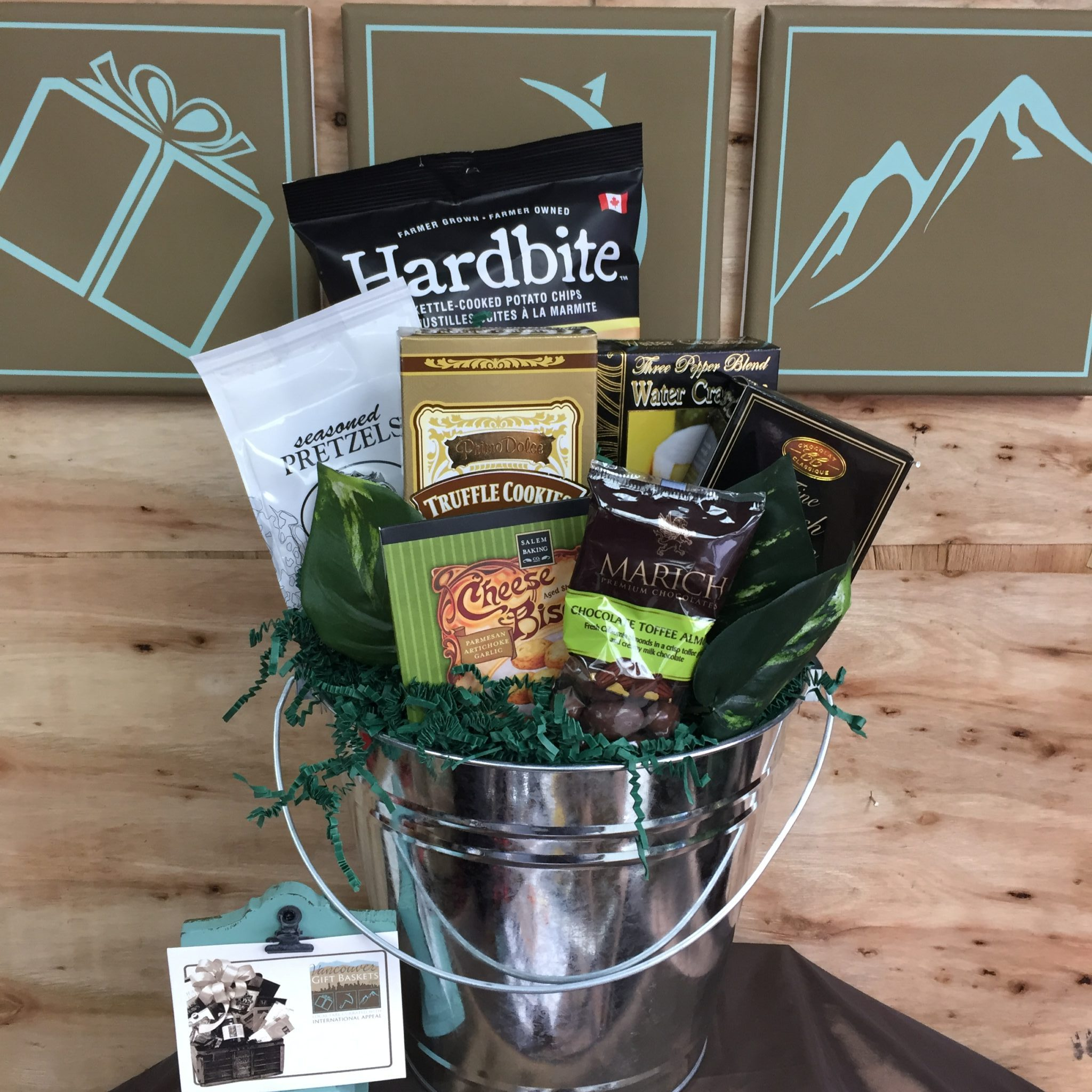 Absolute Snacker Vancouver Gift Basket