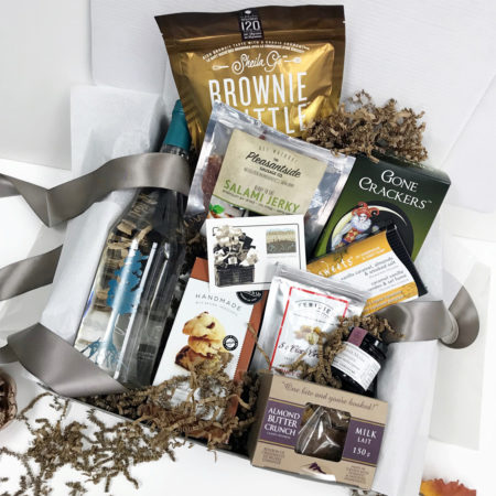 The Limited 2017 Gift Box by Vancouver Gift Baskets