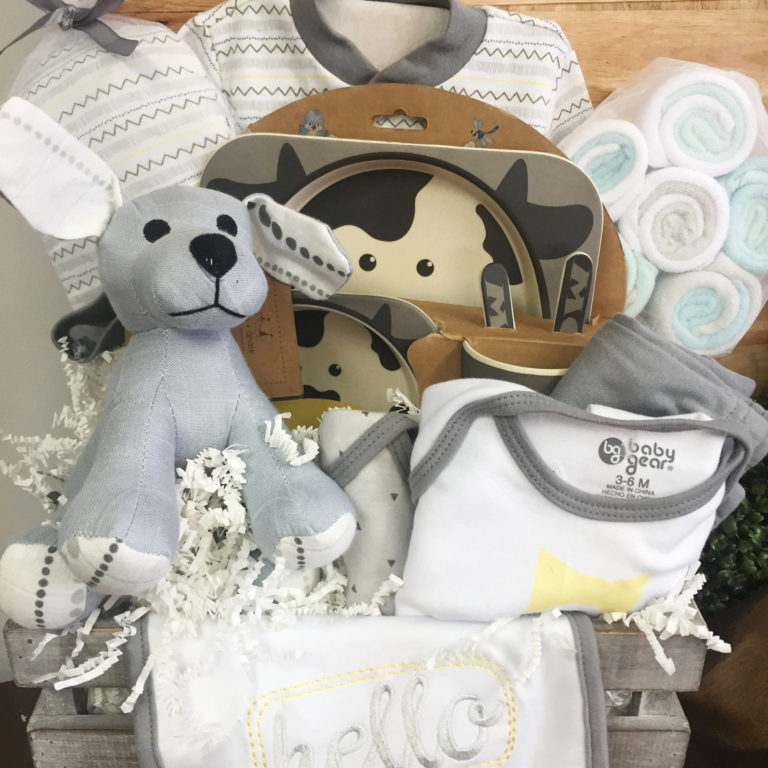 Newborn Gift Baskets