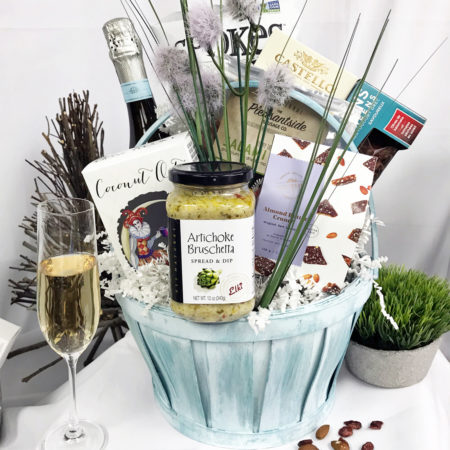 Prosecco Promises Gift Basket