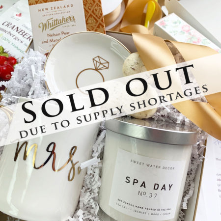 Sold Out -New Mrs Gift Box
