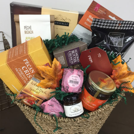 Provincial Bounty Vancouver Gift Basket