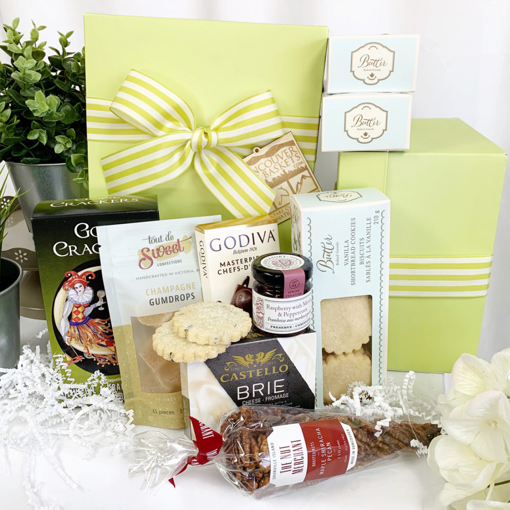 Spring Glory Gift Box from Vancouver Gift Baskets