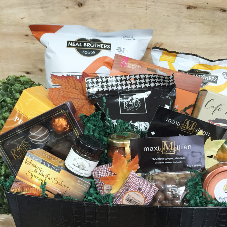 Shop Gift Baskets by Price