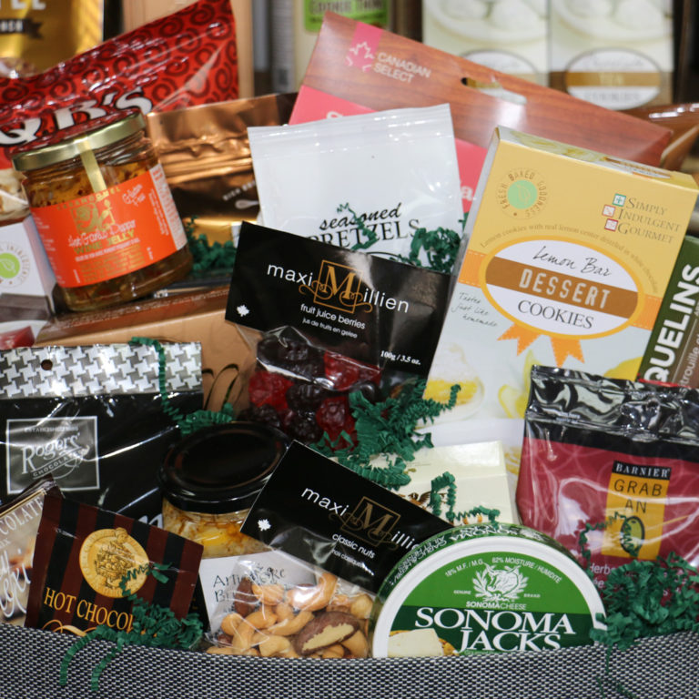 All Kinds of Yummy Vancouver Gift Basket