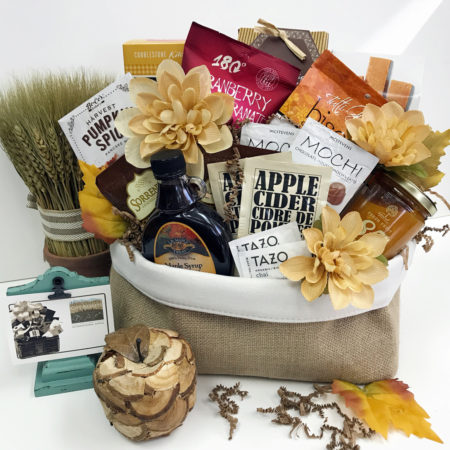 An Autumn Morning VancouverGiftBaskets.com