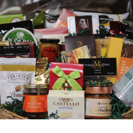 Corporate Entertaining Vancouver Gift Basket