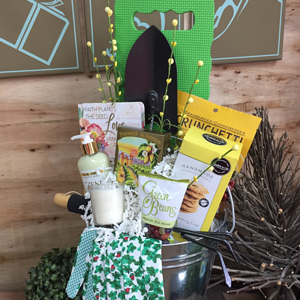 Relax in the Garden Vancouver Gift Basket