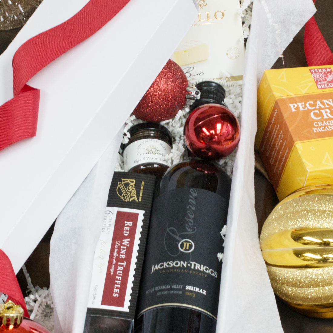 It's Wine o'clock Seasonal Vancouver Gift Basket