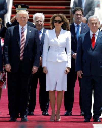 gift giving tips - israel trip for trumps Source: Newsweek