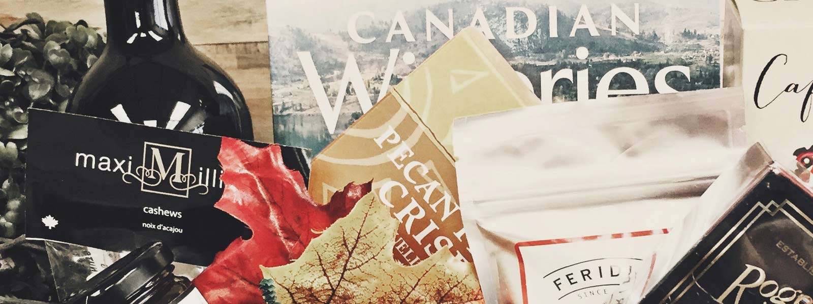 Local Vancouver Treasures Gift Basket